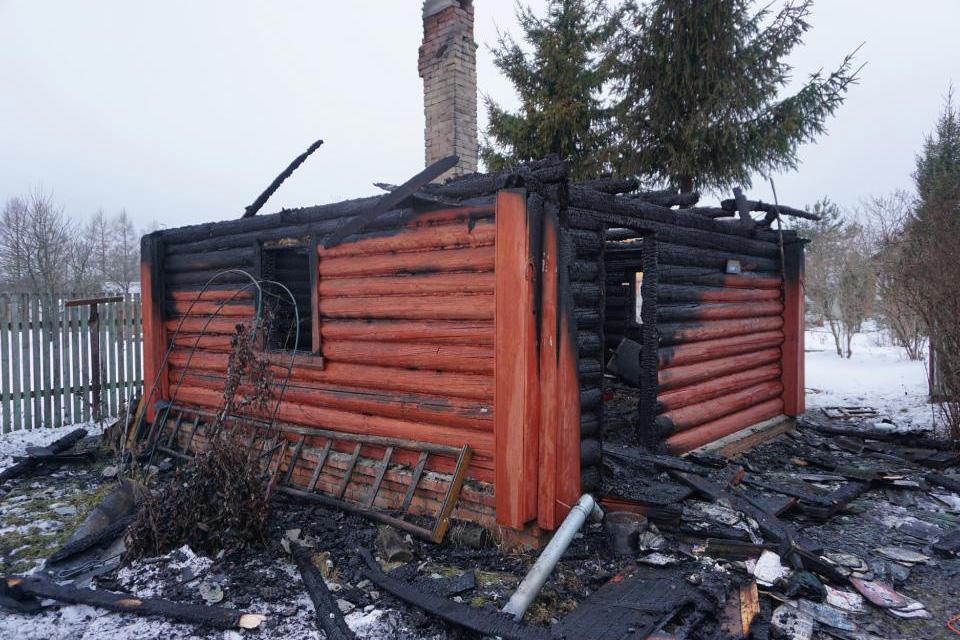 образец отчета об оценке ущерба от пожара